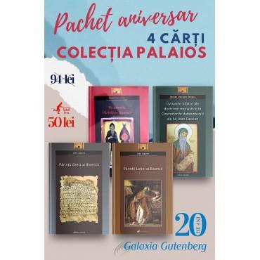 Pachet aniversar - Colecţia Palaios