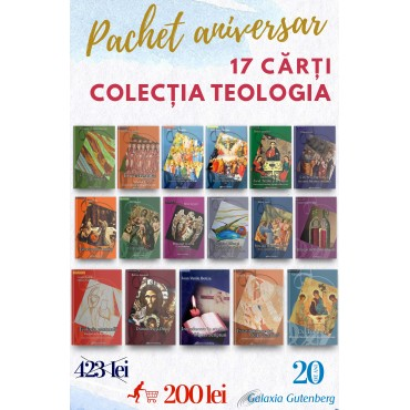 Pachet aniversar - Colecţia Teologia