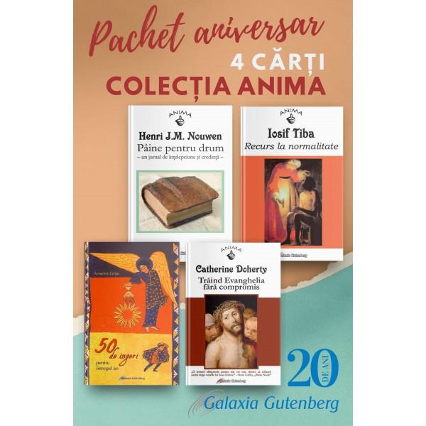 Pachet aniversar - Colecţia Anima