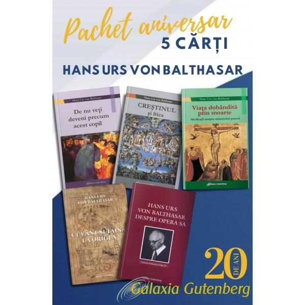 Pachet aniversar - Hans Urs von Balthasar