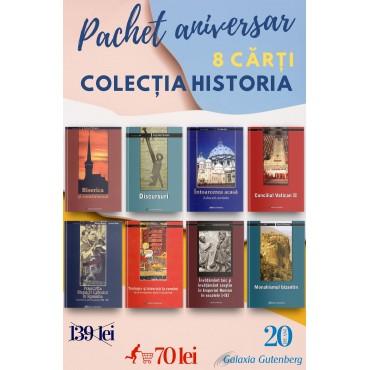 Pachet aniversar - Colecţia Historia