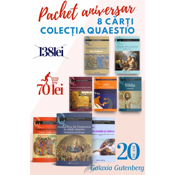 Pachet aniversar - Colecţia Quaestio