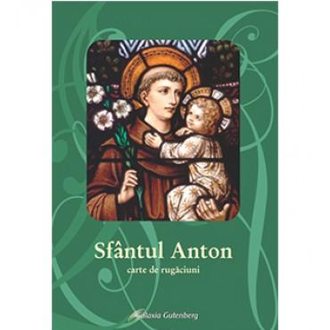 Sfântul Anton. Carte de rugăciuni