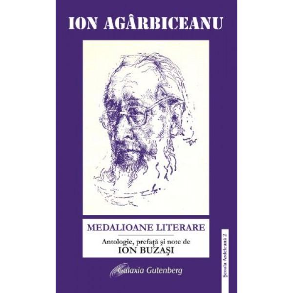 Medalioane literare - antologie