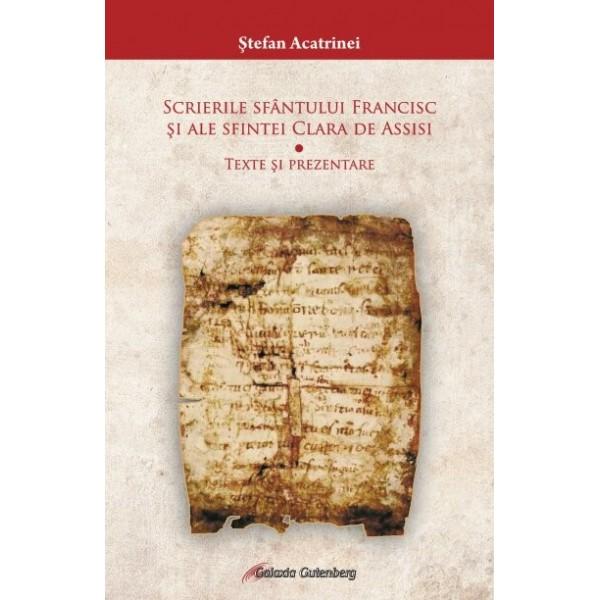 Scrierile Sfântului Francisc și ale Sfintei Clara de Assisi