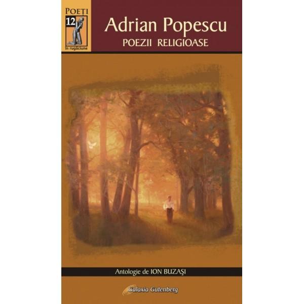 Adrian Popescu - Poezii religioase